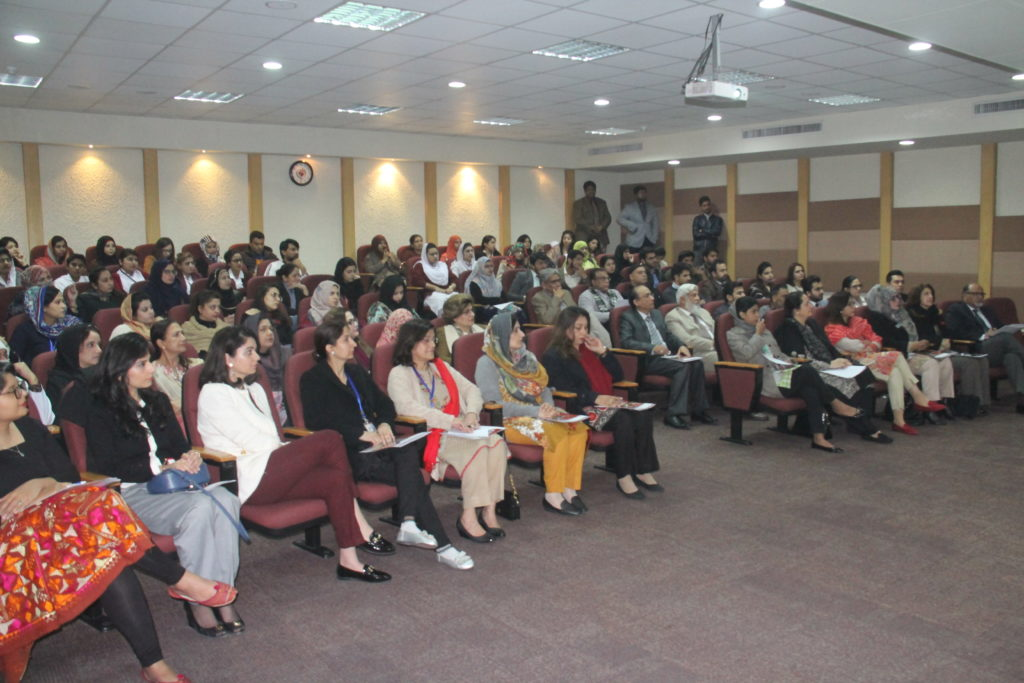 Participants at PHR Seminar