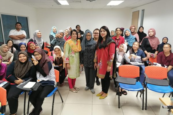 Shalamar Nursing College faculty sent to MAHSA Malaysia