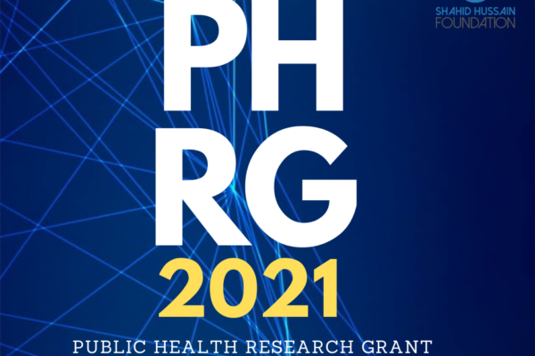 PHRG 2021 – Applications Open!